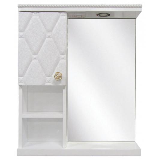 Дзеркало для ванної кімнати Троянда Дз1 60-70