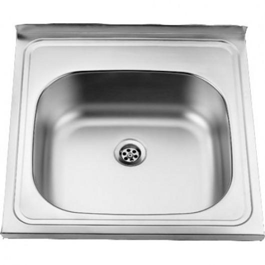 Накладна мийка без крила 5050