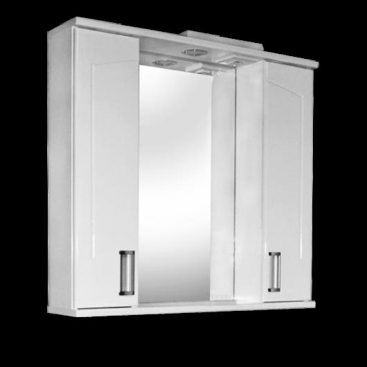 Зеркальна шафа для ванної серія Декор 311/75