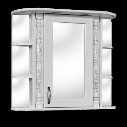 Зеркальна шафа для ванної серія Ретро