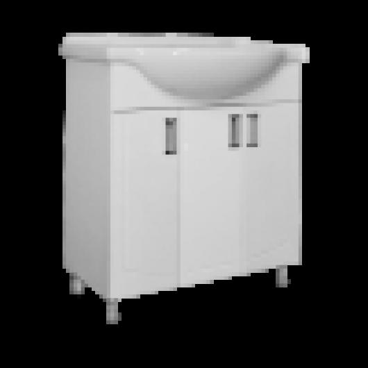 Тумба з раковиною для ванної серія Декор T36