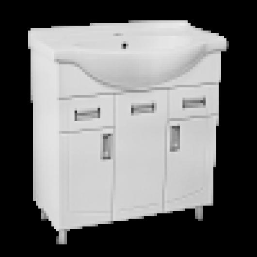 Тумба з раковиною для ванної серія Декор T37
