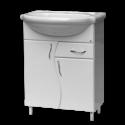 Тумба з умивальником для ванної серії Хвилька T3