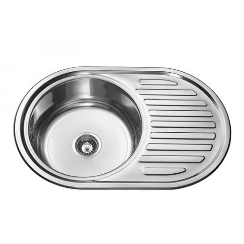 Як вибрати мийку для кухні правильно